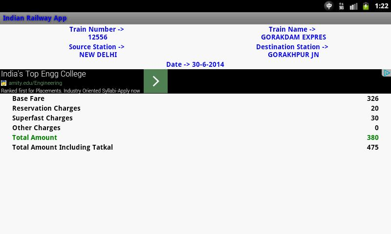 Indian Railway screenshot 8
