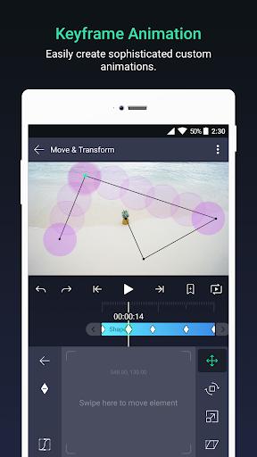 Alight Motion — Video and Animation Editor screenshot 1