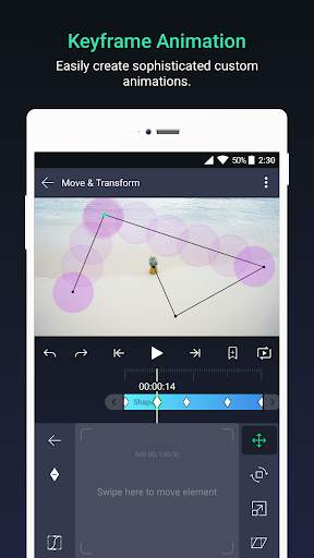 Alight Motion — Video and Animation Editor screenshot 1