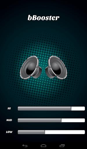 Easy Bass Booster / EQ 4 تصوير الشاشة