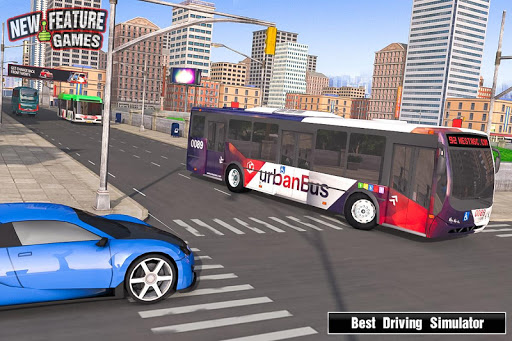 Super Bus Arena: Modern Bus Coach Simulator 2020 screenshot 3