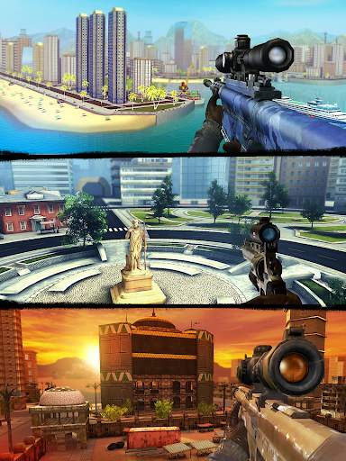 Sniper 3D: Fun Free Online FPS Shooting Game screenshot 6