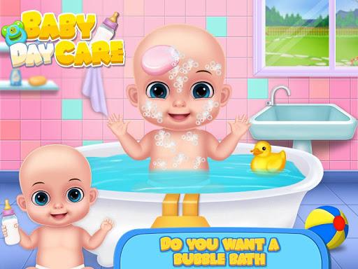 جليسة ألعاب الرعاية النهارية ورعاية الطفل واللباس 1 تصوير الشاشة