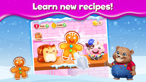 Sweet Escapes: Design a Bakery with Puzzle Games screenshot 9