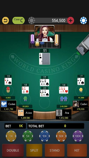 العالم لعبة ورق الملك 3 تصوير الشاشة
