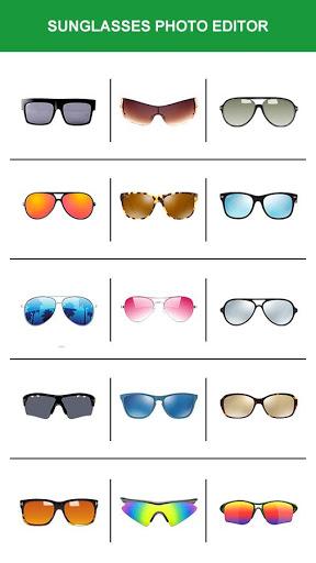 Sunglasses Photo Editor 2020 screenshot 4