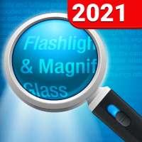 Magnifying Glass   Flashlight on APKTom