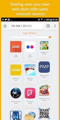 App Sharer+ screenshot 7