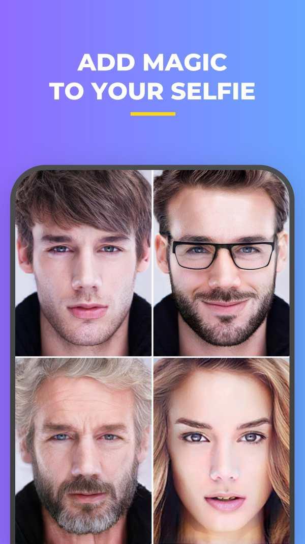 FaceApp - AI Face Editor screenshot 8