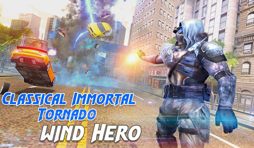 Immortal Wind Tornado hero Vegas Crime Mafia Sim screenshot 5