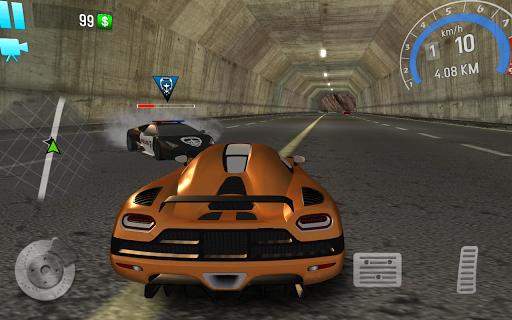 Racer UNDERGROUND 3 تصوير الشاشة