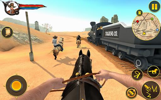 Cowboy Horse Riding Simulation screenshot 3