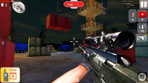 Sniper Killer 3D: Shooting Wars screenshot 4