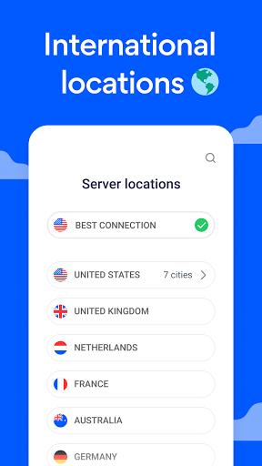 VPN Free - Betternet Hotspot VPN & Private Browser screenshot 3