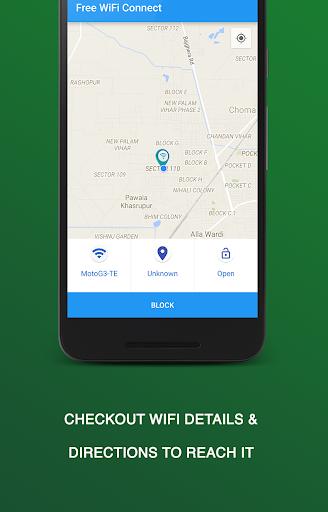 Free WiFi Connect screenshot 5