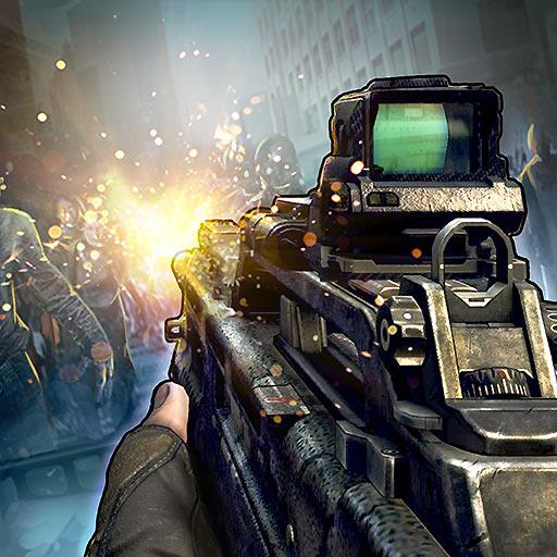 Zombie Frontier 3: قناص بندقية أيقونة
