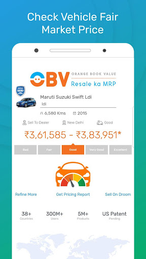 Droom: Used & New Car, Bike, Insurance, Loan & RTO screenshot 3