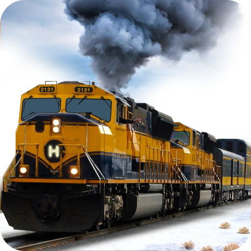 Train Simulator Driver أيقونة
