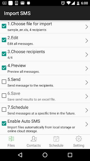 SA Group Text Lite screenshot 1