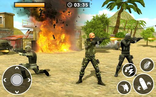مكافحة الإرهاب مهمة بندقية مهمة 5 تصوير الشاشة
