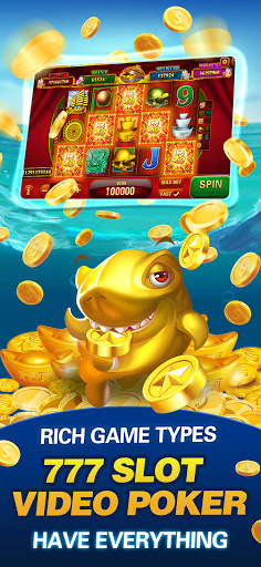777 Fishing Casino скриншот 4