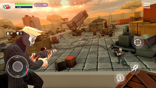 FightNight Battle Royale: FPS Shooter screenshot 7