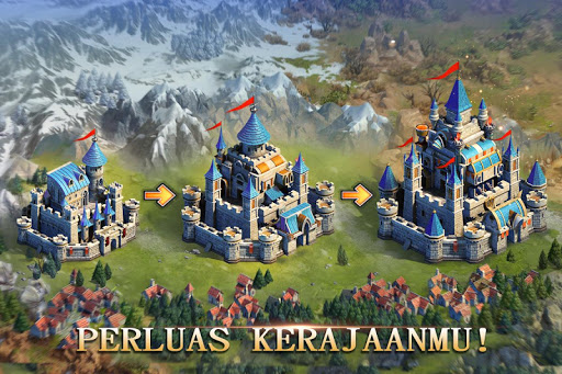 Kingdoms Mobile - Total Clash screenshot 2