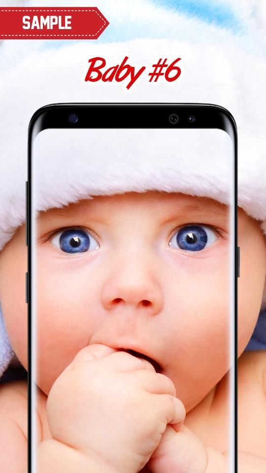 Baby Wallpaper screenshot 7