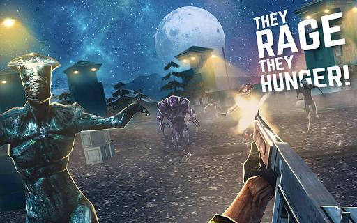 ZOMBIE Beyond Terror: FPS Survival Shooting Games screenshot 12