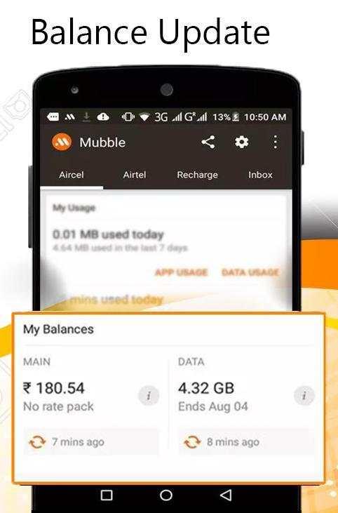 Recharge Plans & Prepaid Bill screenshot 6