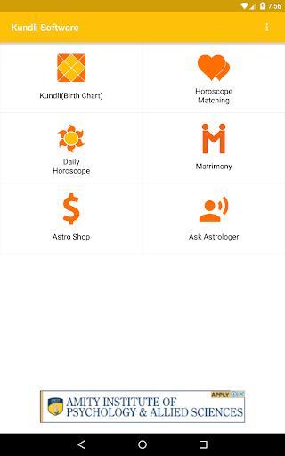 Kundli Software - Astrology 2021 Horoscope screenshot 10