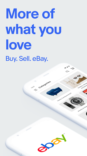 eBay: Buy, sell, and save on brands you love screenshot 1