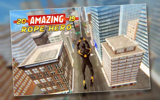 Amazing Rope Hero 2020 screenshot 1