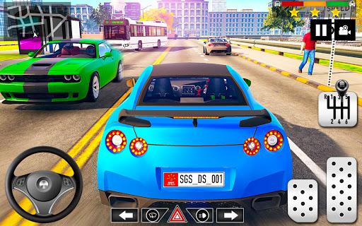Car Driving School 2020: Real Driving Academy Test screenshot 5