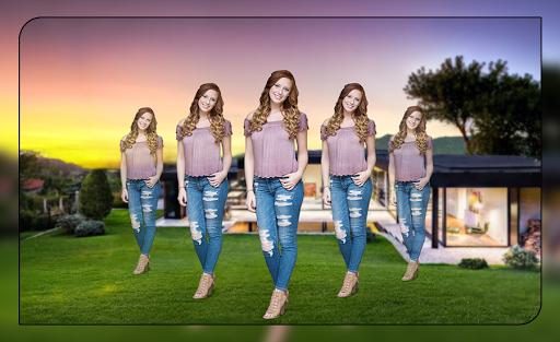 Best Echo Magic Mirror Effect : Background Changer screenshot 2