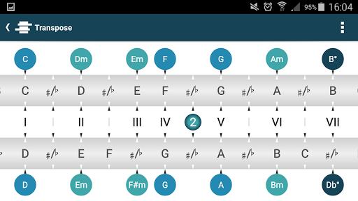 smart Chord & tools (гитара,.. скриншот 15