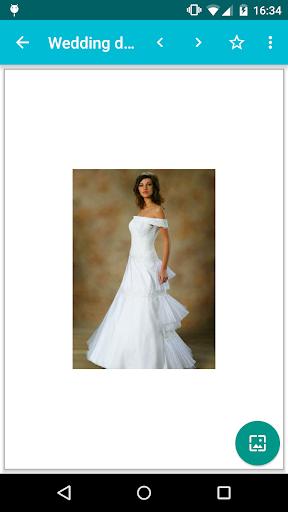 Wedding dress designs! screenshot 4