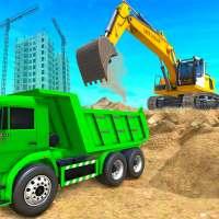 Heavy Excavator Simulator: Road Construction Games on APKTom