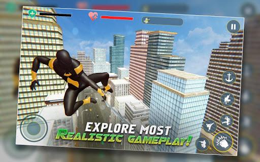 Amazing Rope Hero 2020 screenshot 4