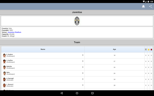 Serie A screenshot 18