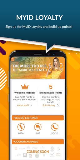 MyID – Your Digital Hub screenshot 2