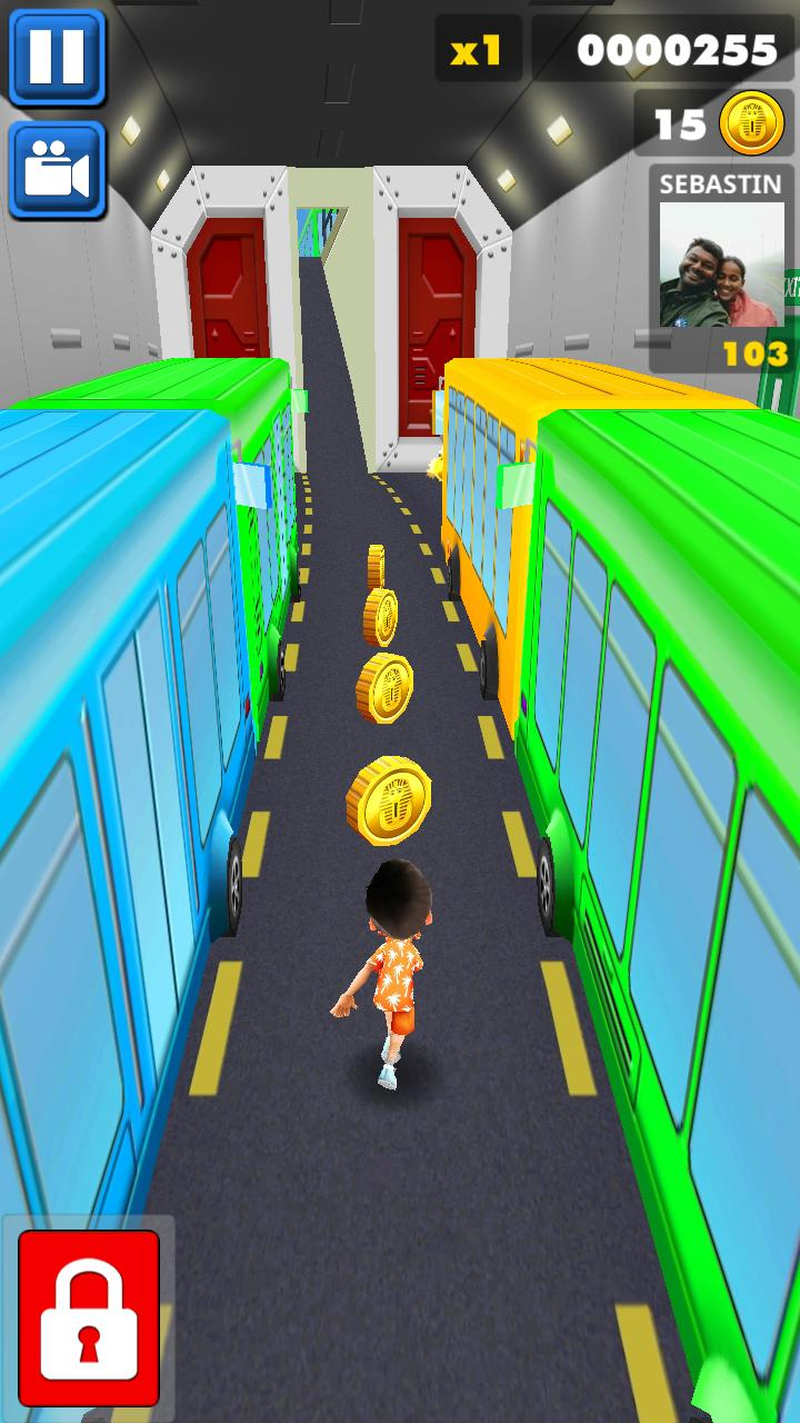 Subway Surf : Run with Friends screenshot 4