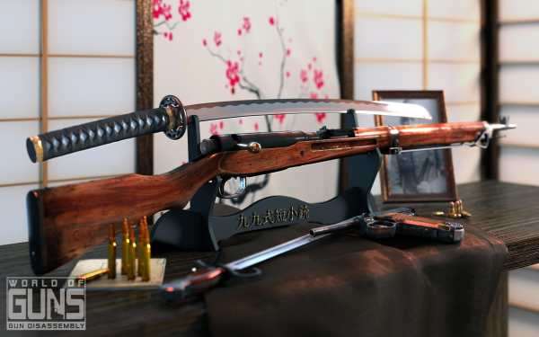 World of Guns: Gun Disassembly скриншот 23