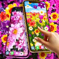 Flowers live wallpaper on 9Apps
