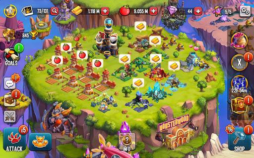 Monster Legends: Breed, Collect and Battle screenshot 18