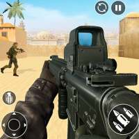 Counter Commando Strike - New Action Strike Game on 9Apps