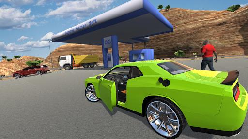 Muscle Car Challenger 3 تصوير الشاشة