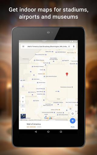 خرائط 16 تصوير الشاشة