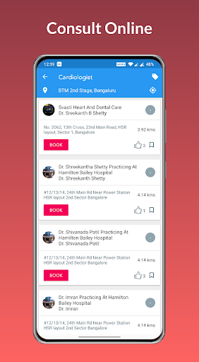 Medikoe- Book Doctor Appointments & Healthcare App screenshot 5