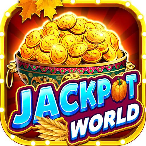 Jackpot World™ - Free Vegas Casino Slots أيقونة